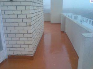 tratamiento humedad terrazas